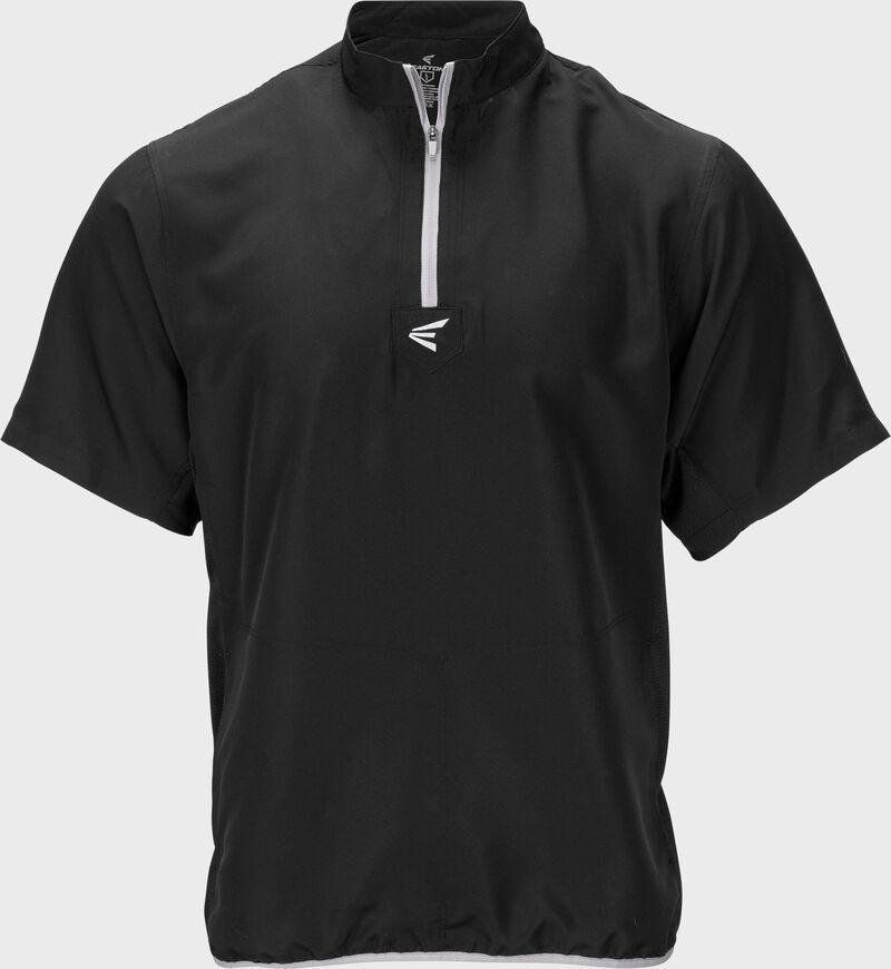 Alpha Cage Jacket Short Sleeve BK M