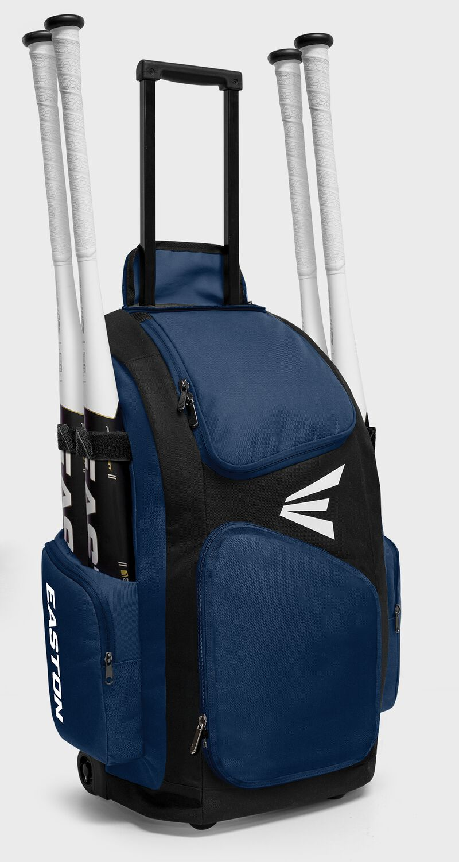 Traveler Stand-Up Wheeled Bag | NY