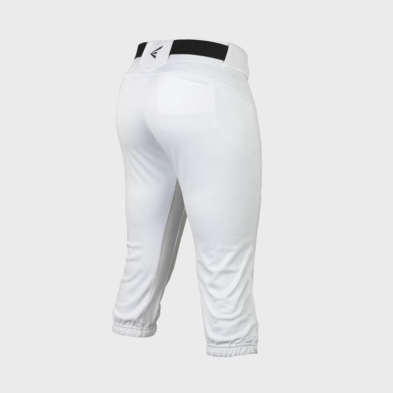 Easton Prowess Softball Pant Girls WHITE  M