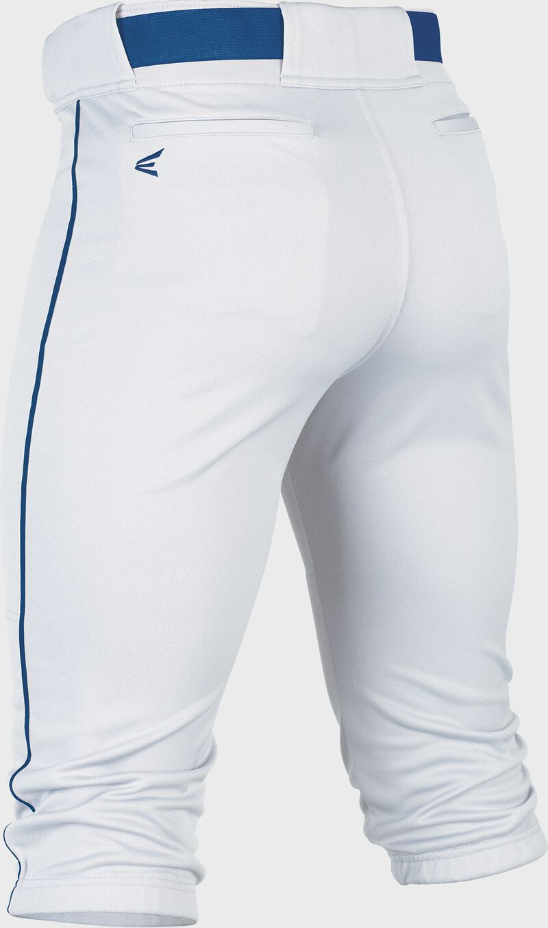 Rival+ Knicker Pant Adult Piped WHITE/NAVY XL