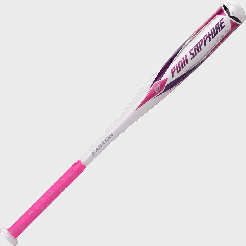 2022 Easton Pink Sapphire Fastpitch Bat | -10