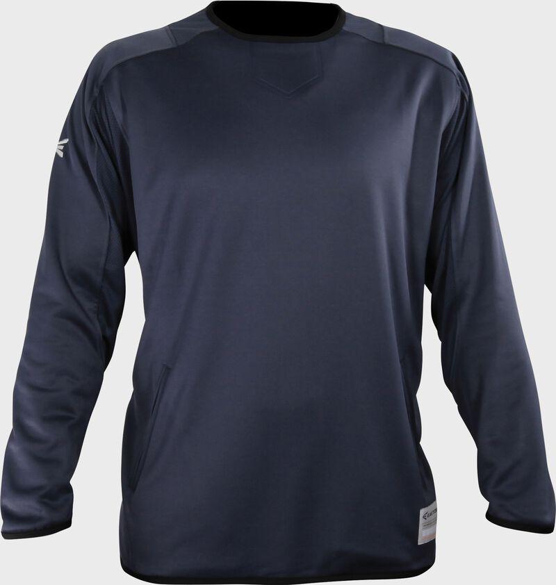 Easton Alpha Fleece Pullover Adult NAVY  XXXL