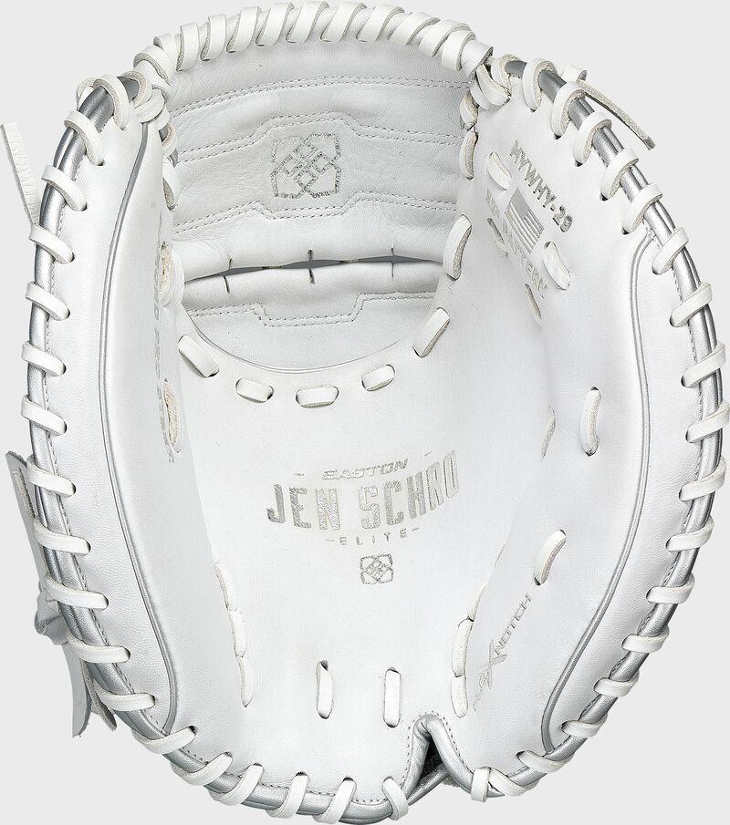 2022 Jen Schroeder Elite Fastpitch Collection Fastpitch 34-Inch Catcher's Mitt