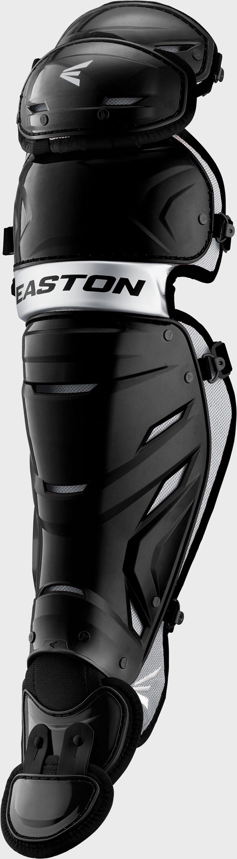 Pro X Leg Guard Adult BK/SL
