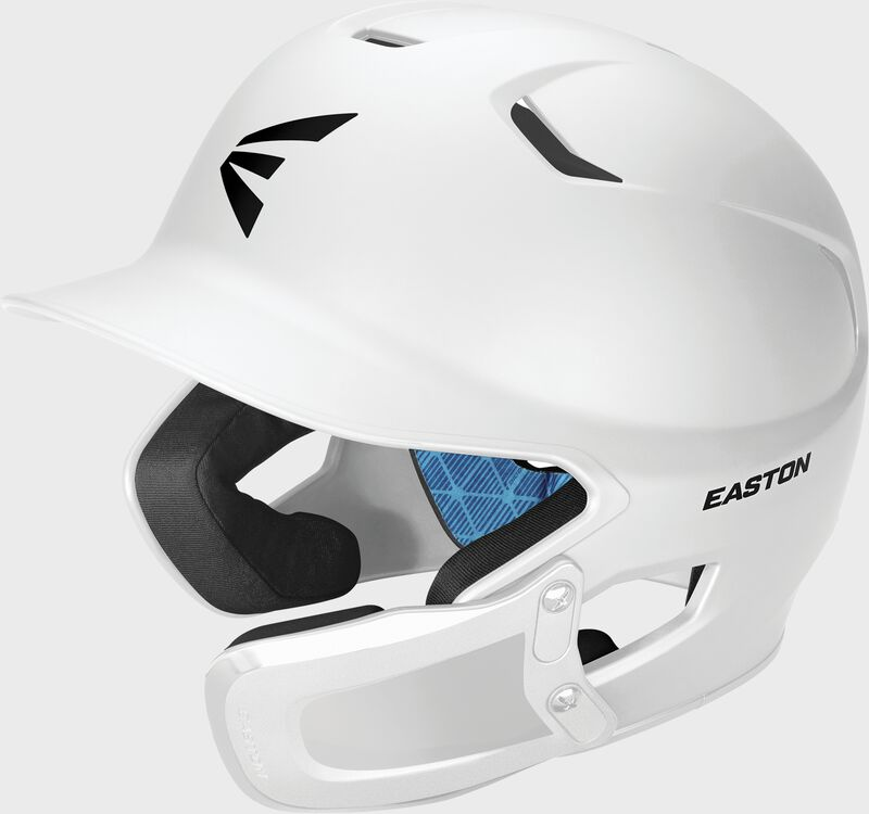 Z5 2.0 Helmet Matte Universal Jaw Guard WH JR