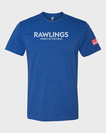 Rawlings Finest in the Field Short Sleeve Shirt | Adult