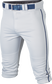 Rival+ Knicker Pant Adult Piped WHITE/NAVY XL image number null