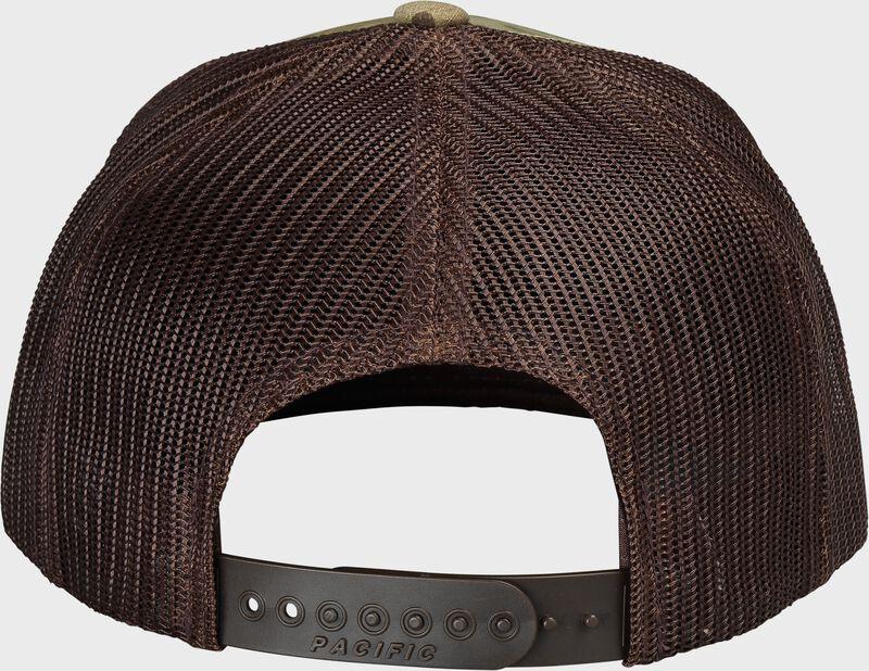 Traveler Snapback Hat