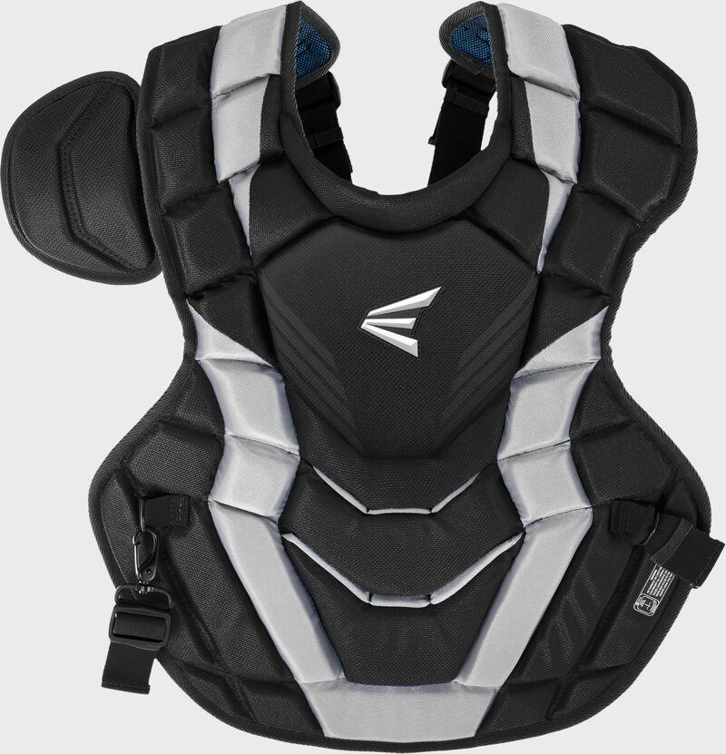Elite X Chest Protectors Adult BK/SL