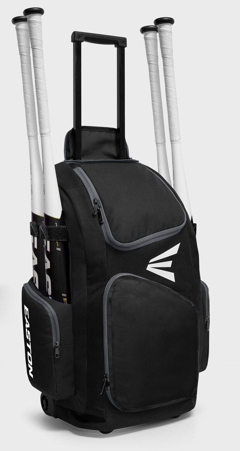 Traveler Stand-Up Wheeled Bag | BK