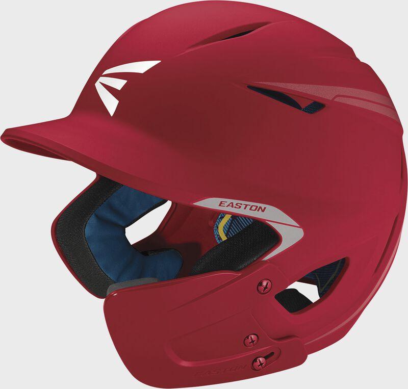 Pro X Helmet Jaw Guard Matte RHB RD SR