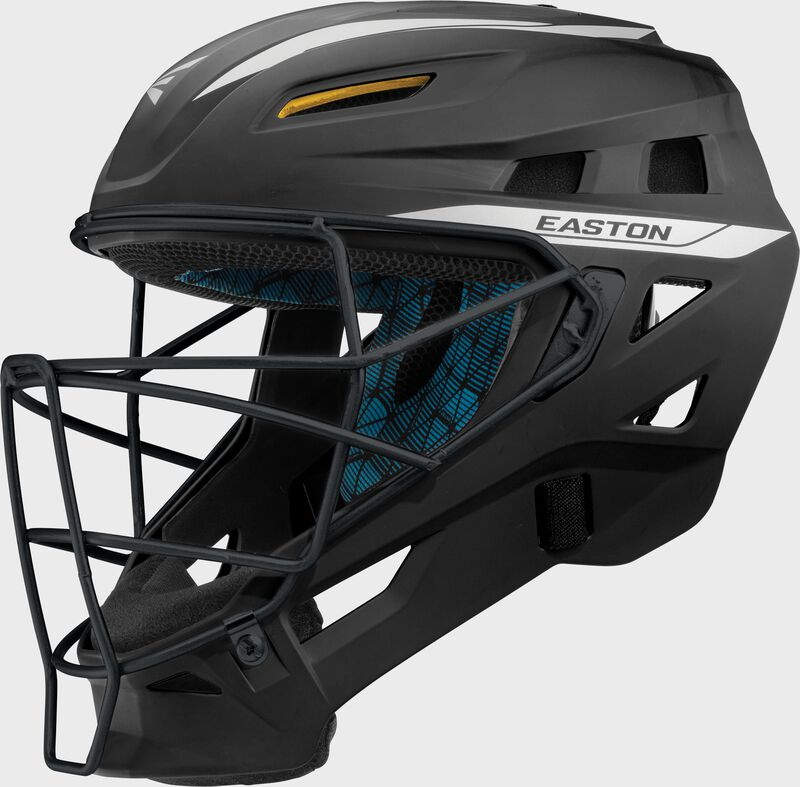 Pro X Catcher's Helmet BK/SL S