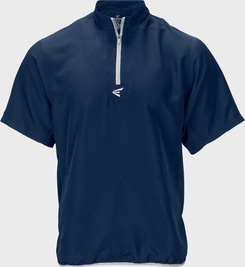 Alpha Cage Jacket Short Sleeve YTH NY S