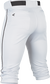 Rival+ Knicker Pant Youth Piped WHITE/BLACK L image number null
