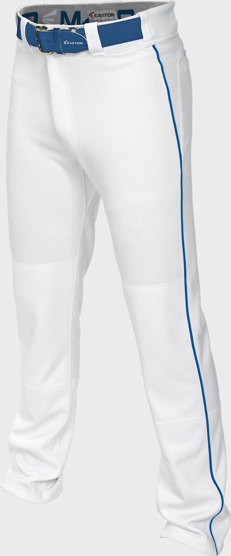 Mako 2 Pant Adult Piped WHITE/ROYAL  S