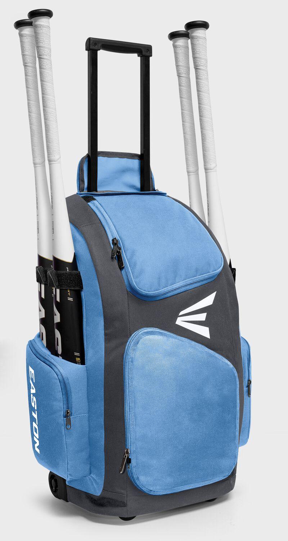 Traveler Stand-Up Wheeled Bag