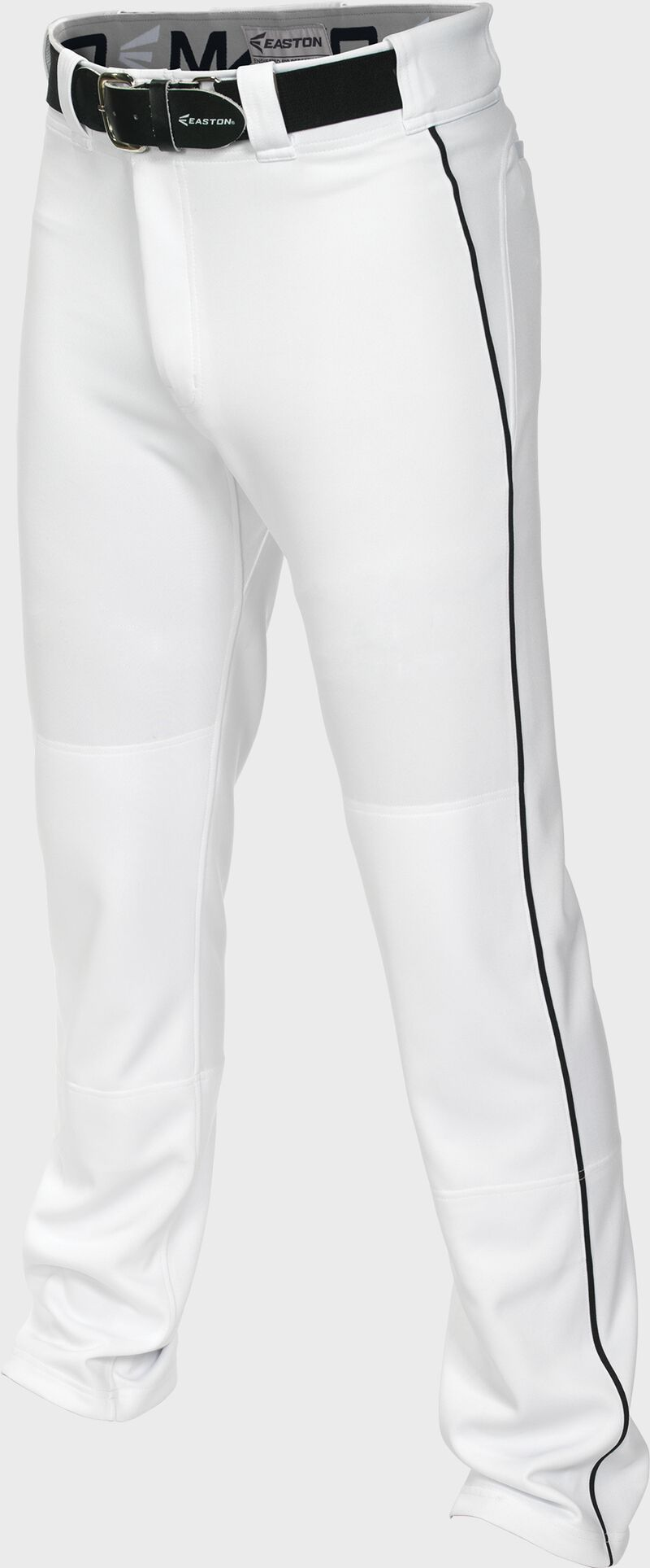 Mako 2 Pant Youth Piped WHITE/BLACK  M
