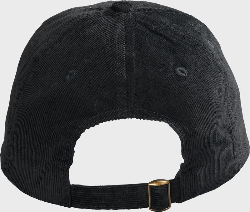 Low Profile Corduroy Hat
