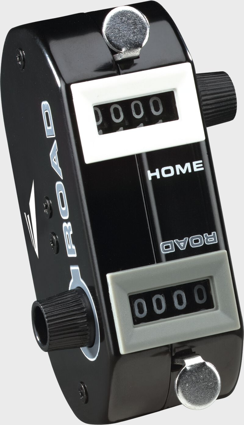 Home & Road Pitch Counter