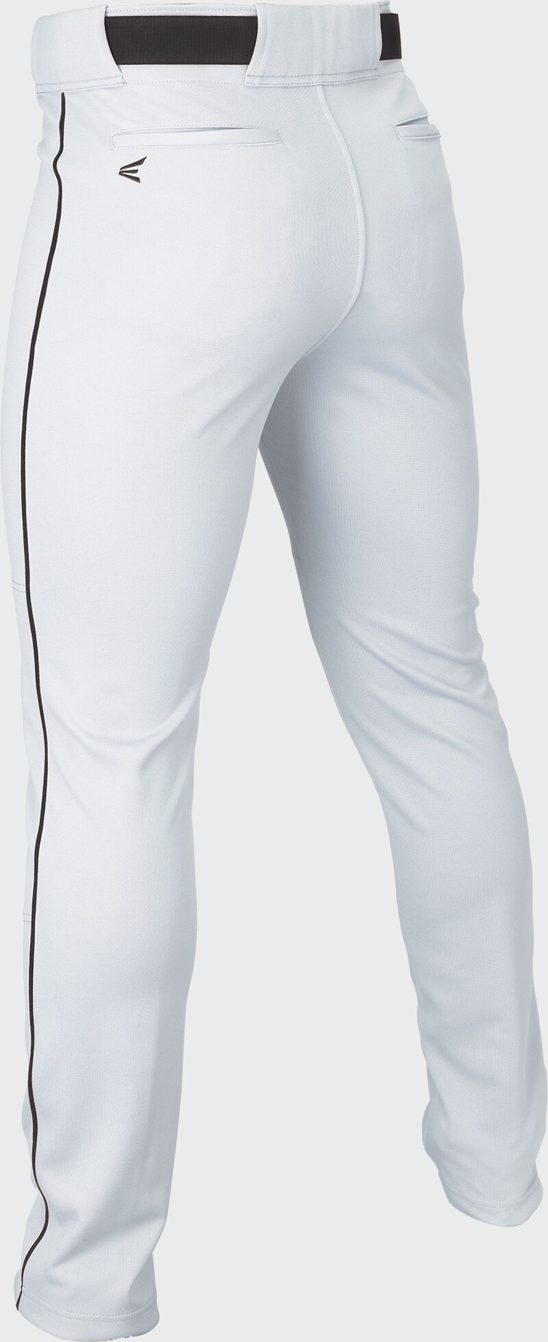 RIVAL+ PANT ADULT PIPED WHITE/BLACK XXL